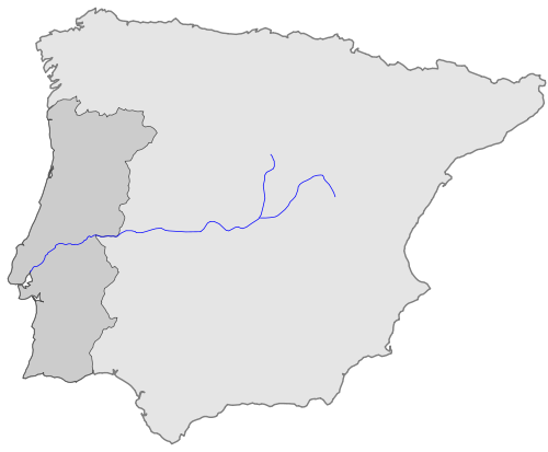 map of Tagus